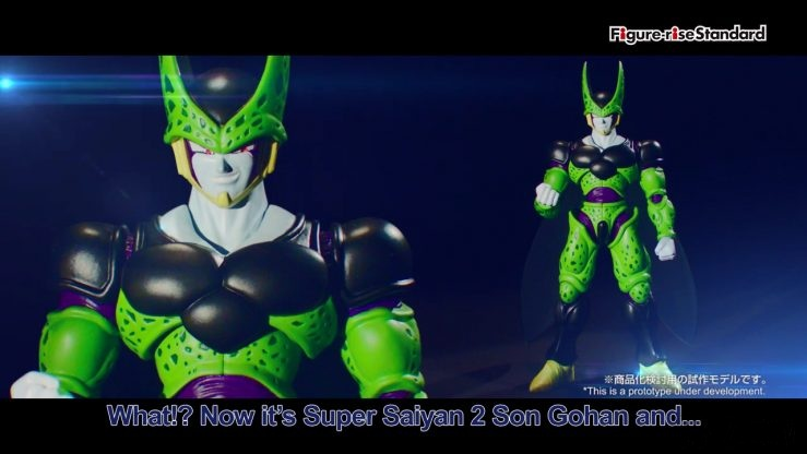 Figure-rise Standard Dragon Ball Perfect Cell