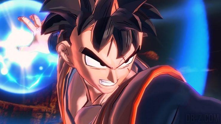 Gohan Futur dans Dragon Ball Xenoverse 2