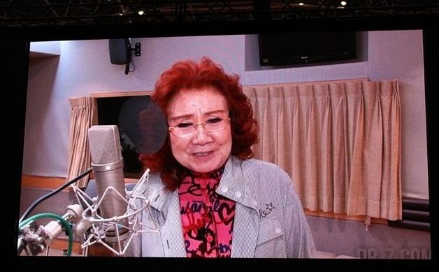 Masako Nozawa interprètera Black Goku ?
