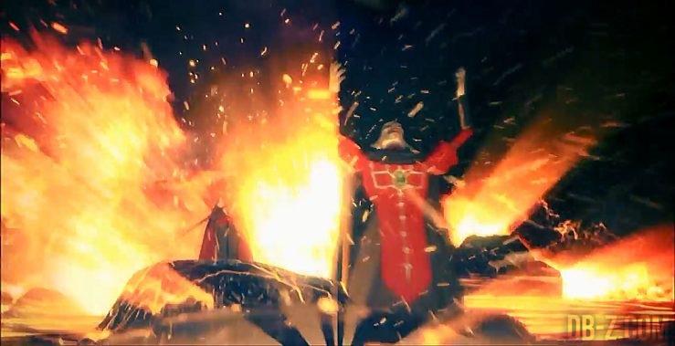Super Dragon Ball Heroes - La création de Towa ?