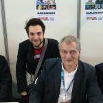 Sébastien et Patrick Borg (Mangame Show Montpellier)