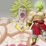 SHFiguarts Broly Premium Color Edition