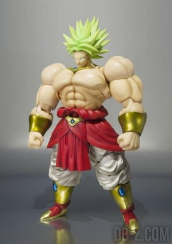 S.H.Figuarts Broly Premium Color Edition