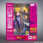 SHFiguarts Super Saiyan Gohan SDCC 2012 (packaging)