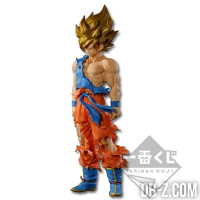 Super Master Stars Piece The Son Goku ver.1.5 The Gold