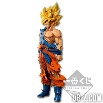 Super Master Stars Piece The Son Goku ver.1.5 Two Dimensions