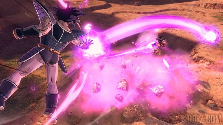 Turles dans Dragon Ball Xenoverse 2