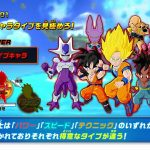 Dragon Ball Fusions - Type Force