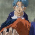 Dragon Ball Super Episode 52 - Trunks pleure