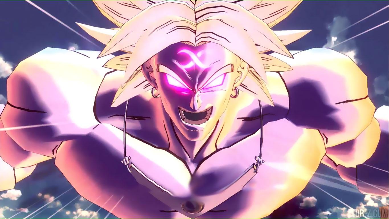 Dragon Ball Xenoverse 2 - Evil Broly