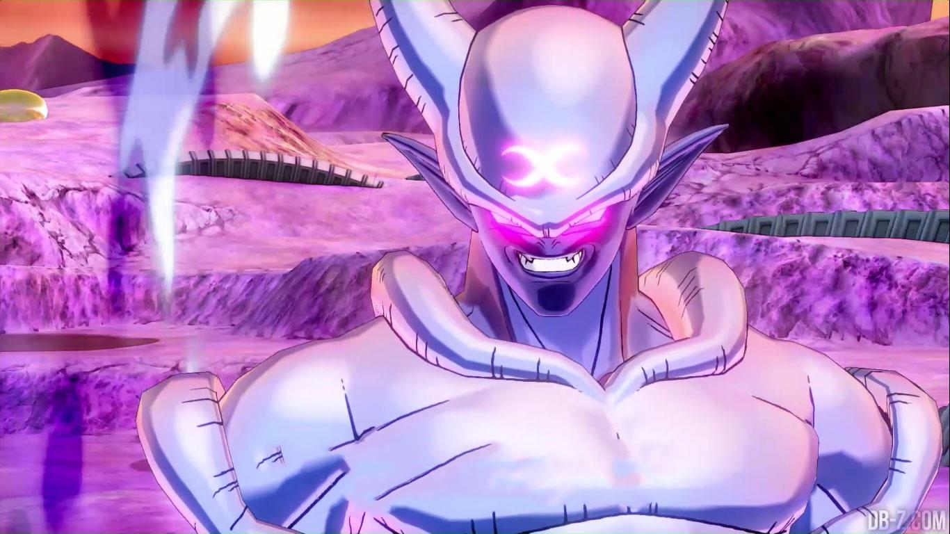 Dragon Ball Xenoverse 2 - Evil Janemba