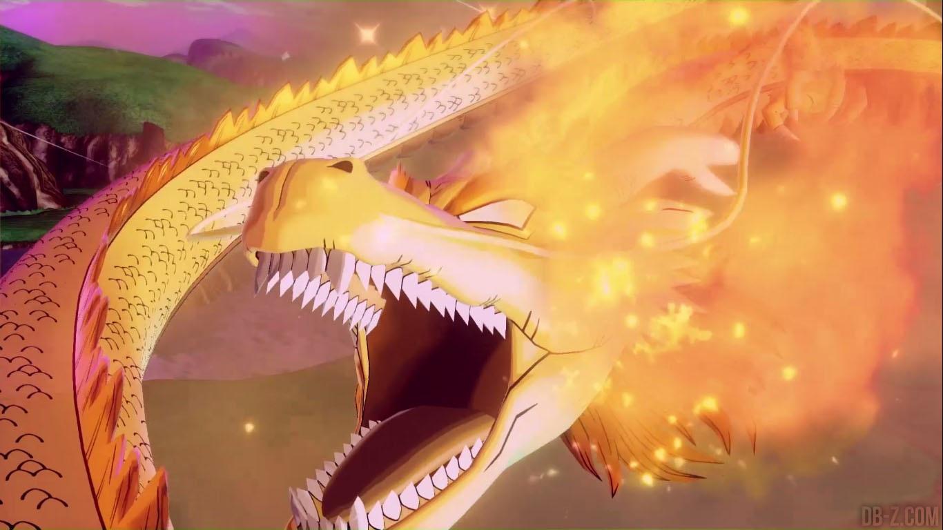 Dragon Ball Xenoverse 2 Trailer 2 - Goku Super Saiyan 3 Dragon Punch