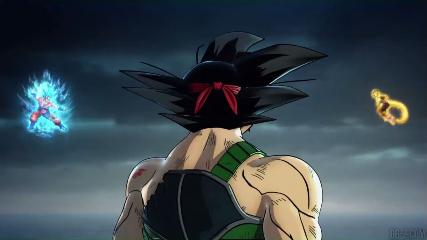 Dragon Ball Xenoverse 2 - Bardock