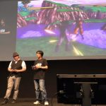 Dragon Ball Xenoverse 2 stage event at Japan Expo 2016