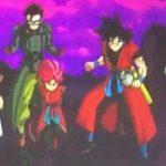 Gohan Xeno, Vegeta Xeno, Goku Xeno