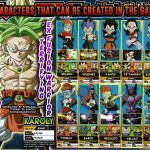 Races et Types de Fusion dans Dragon Ball Fusions