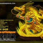 SP-02 Dragon Fist Explosion XCEED