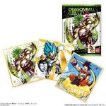 Shikishi Art 2 Dragon Ball : Broly, Vegeta SSGSS, Goku