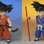 X-Plus Gigantic Series Goku enfant