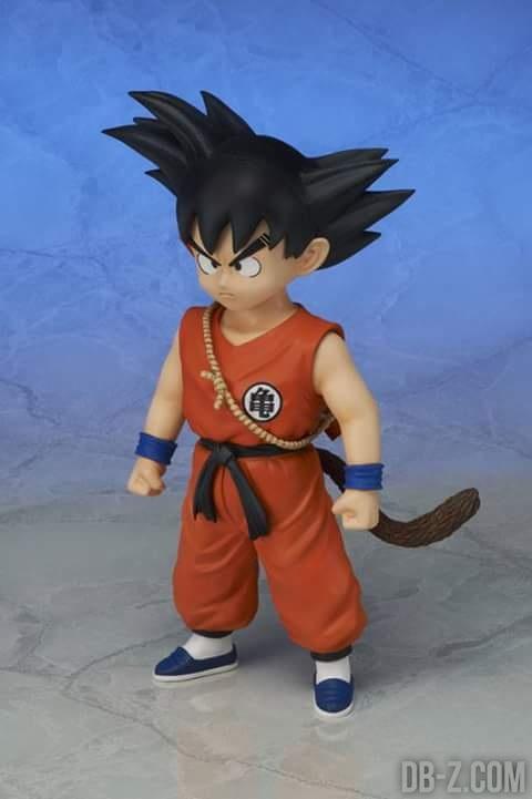 X-Plus Gigantic Series Goku enfant 2