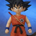X-Plus Gigantic Series Goku enfant 4