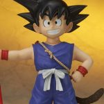 X-Plus Gigantic Series Goku enfant 8