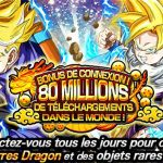 Dokkan Battle 80 millions