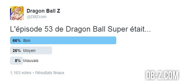 Avis Dragon Ball Super Episode 53