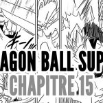 Chapitre 15 Dragon Ball Super