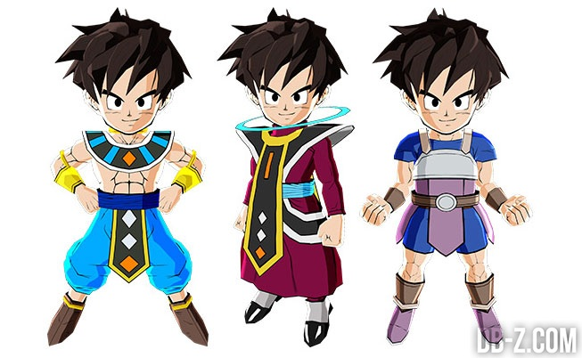 Costumes de Whis Beerus Kyabe