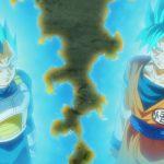 DBS Episode 54 Goku et Vegeta