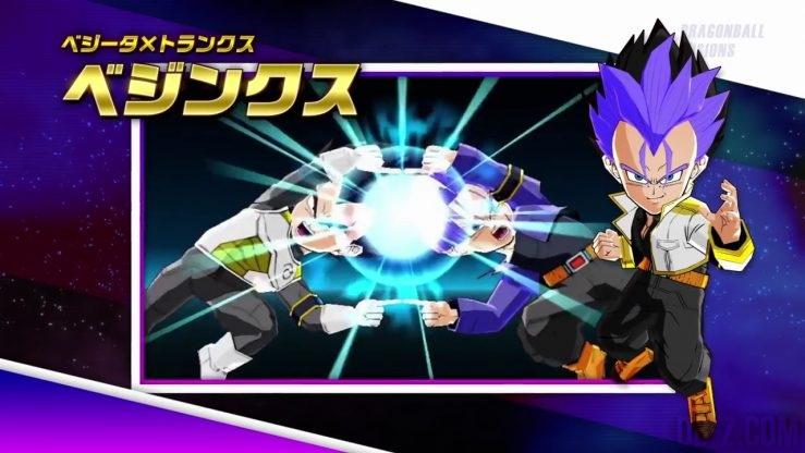 Vegenks - Dragon Ball Fusions