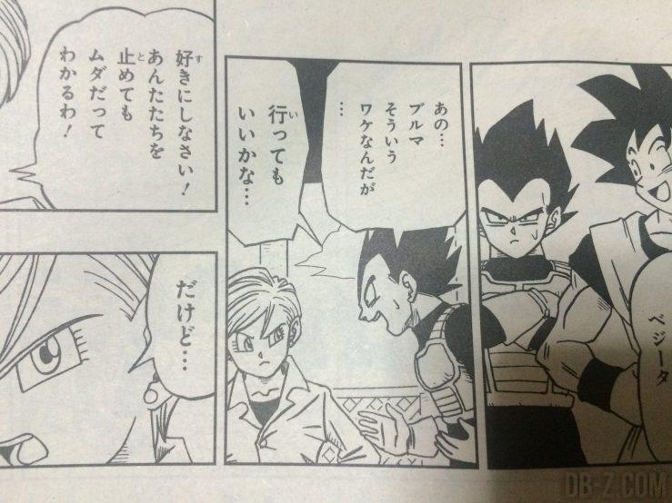 Dragon Ball Heroes Chapitre 15 a