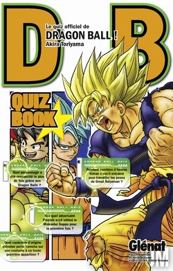 Dragon Ball Quiz Book