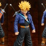 Gigantic Series Trunks Super Saiyan