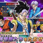 Gohanks QR Code Dragon Ball Fusions