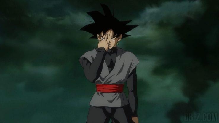 Goku Black : Teleportation