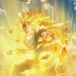Goku Super Saiyan 3 dans Dragon Ball Xenoverse 2