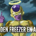 Golden Freezer Ange