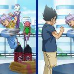 Jeu Differences Dragon Ball Super