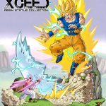 XCEED Vol.7 Goku vs Buu