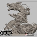 XRF SP-02 Dragon Fist Explosion FINALE