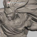 XRF SP-02 Dragon Fist Explosion texturisée (haut)