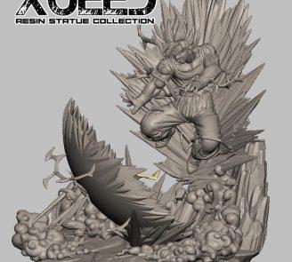 Xceed Vol.7 Goku vs Buu