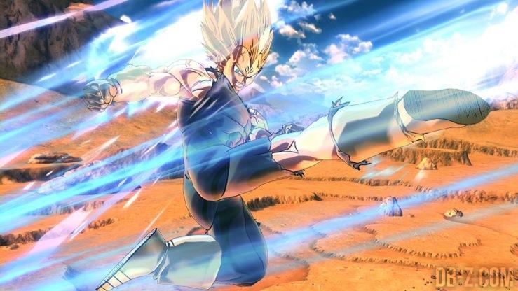 Xenoverse 2 : Majin Vegeta Kick