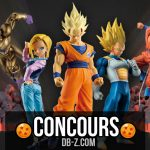 Concours Dragon Ball Rentree 2016