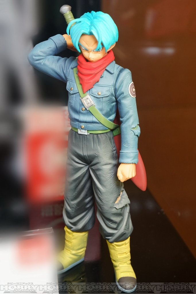DXF Trunks The Super Warriors Vol.1