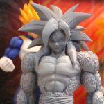 Figuarts ZERO EX Super Saiyan 4 Goku - Prototype 2