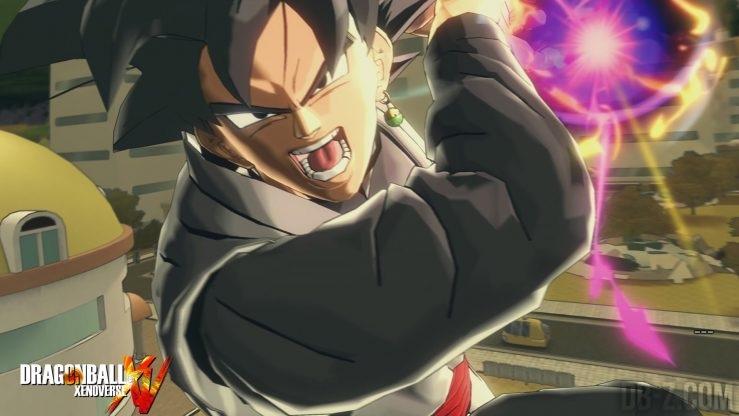 Goku Black - Xenoverse Mod
