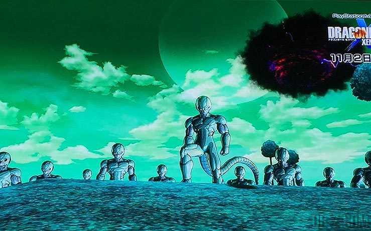 Metal Cooler Dragon Ball Xenoverse 2